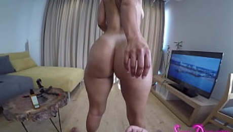 Yes, StepMother show me that ass