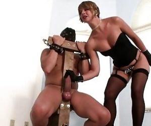 Mom Bondage XXX