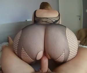 Bubble Butt Mom XXX